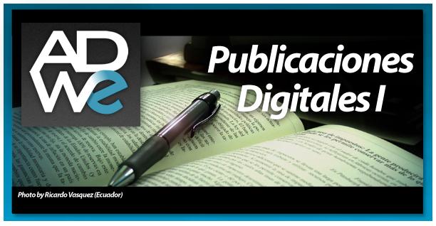 Publicaciones Digitales I