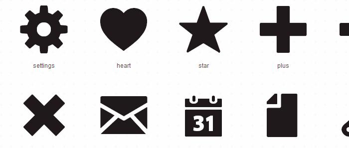 Foundation Icons 2